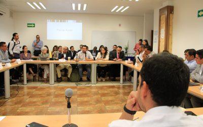 Mesas con Ayuntamientos